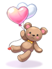 Costume Bear Balloon [0]