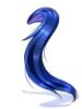 C Long Pony Blue [0]