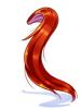 C Long Pony Red [0]