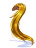 C Long Pony Yellow [0]