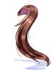 C Long Pony Maroon [0]