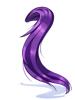 C Long Pony Purple [0]