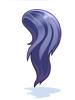 Costume: Straight Pony Blue [0]