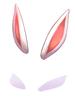Costume: White Rabbit Ears [0]