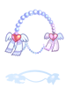 Costume: Heart Wing Band [0]