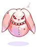 Mad Bunny Scroll